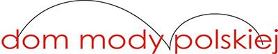 dom mody polskiej_logo DMP nowe X